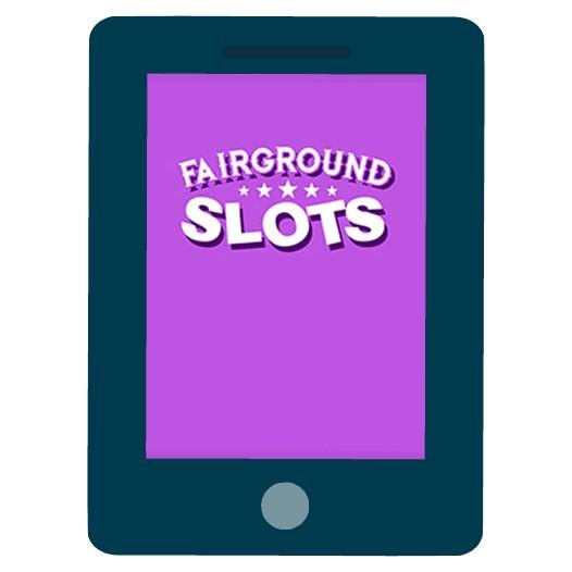 Fairground Slots - Mobile friendly