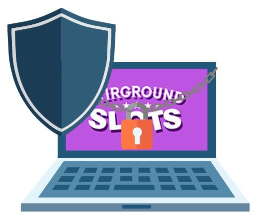 Fairground Slots - Secure casino