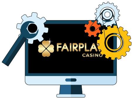 Fairplay Casino - Software