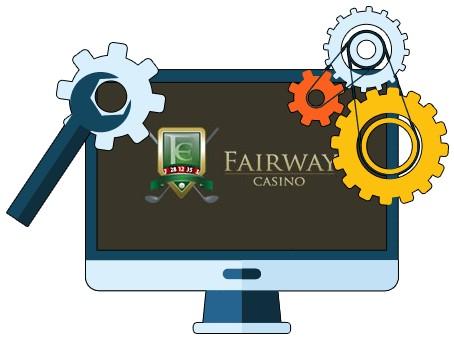 Fairway Casino - Software