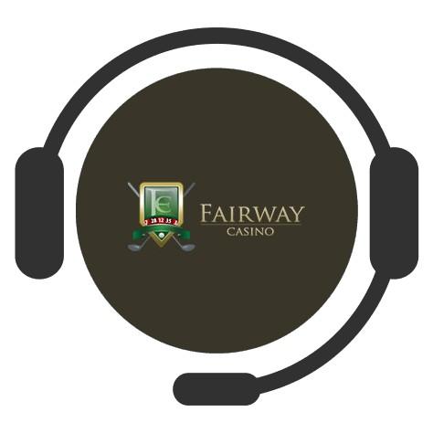 Fairway Casino - Support