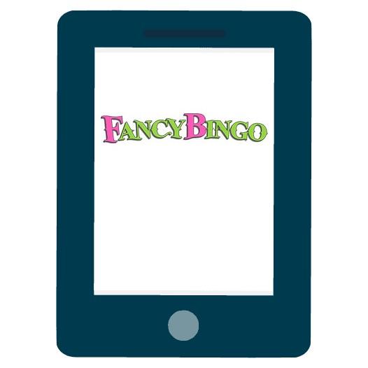 Fancy Bingo - Mobile friendly