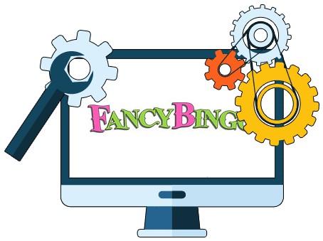 Fancy Bingo - Software