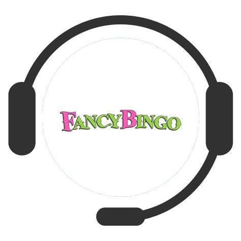 Fancy Bingo - Support
