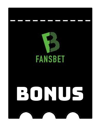 Latest bonus spins from Fansbet Casino