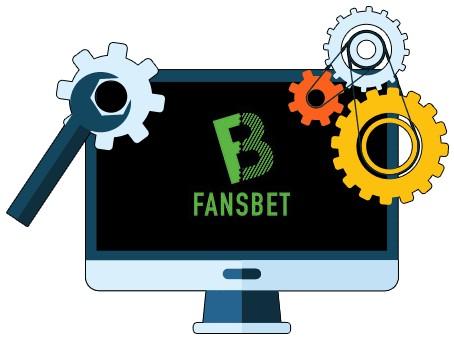 Fansbet Casino - Software