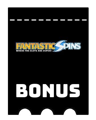 Latest bonus spins from Fantastic Spins