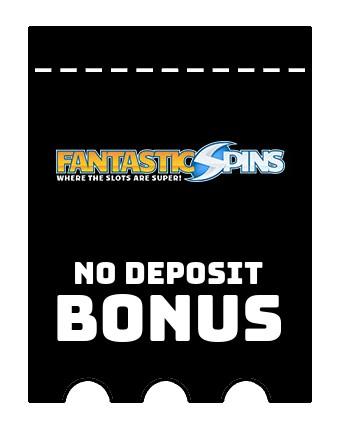 Fantastic Spins - no deposit bonus CR