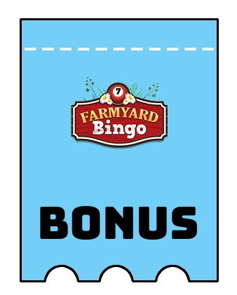 Latest bonus spins from Farmyard Bingo