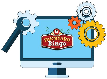 Farmyard Bingo - Software