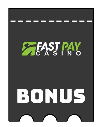 Latest bonus spins from Fastpay Casino