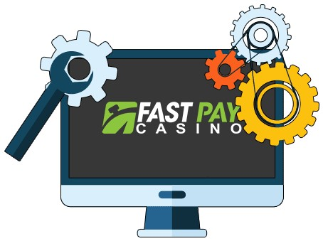 Fastpay Casino - Software