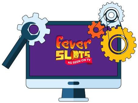 Fever Slots - Software