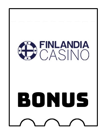 Latest bonus spins from Finlandia Casino