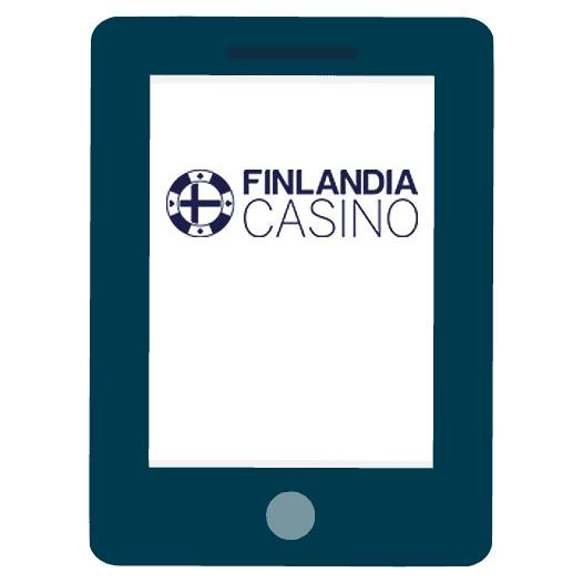 Finlandia Casino - Mobile friendly