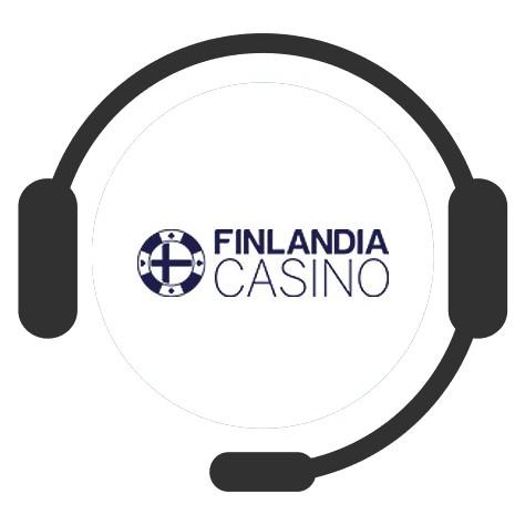 Finlandia Casino - Support