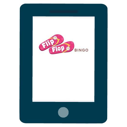 Flip Flop Bingo - Mobile friendly