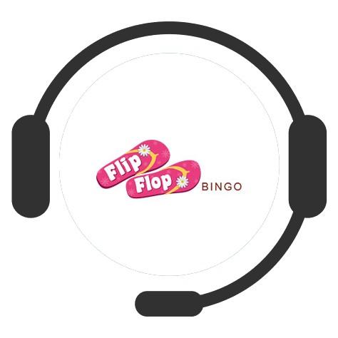 Flip Flop Bingo - Support