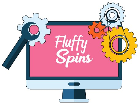 Fluffy Spins Casino - Software