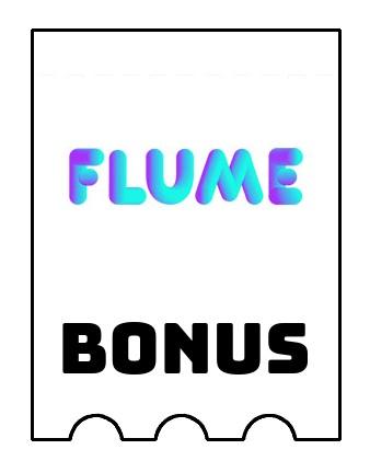 Latest bonus spins from Flume Casino