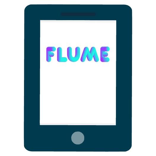 Flume Casino - Mobile friendly