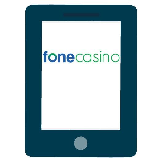 Fone Casino - Mobile friendly