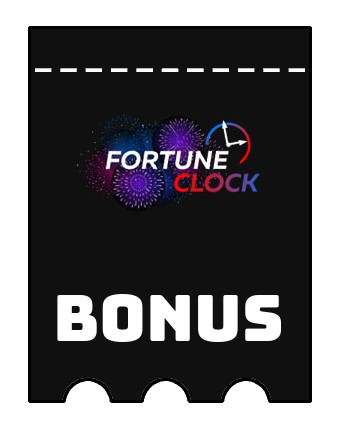Latest bonus spins from Fortune Clock