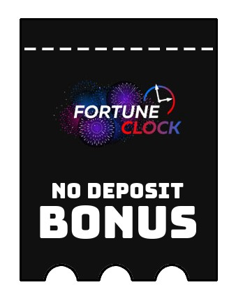 Fortune Clock - no deposit bonus CR