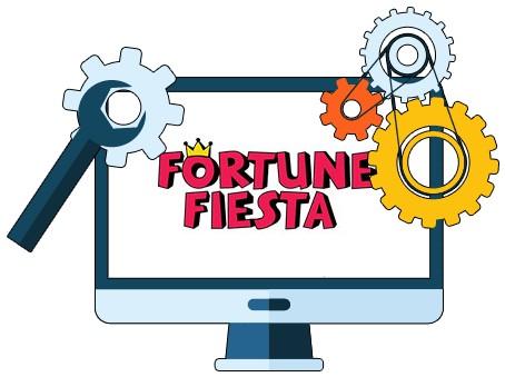 Fortune Fiesta Casino - Software