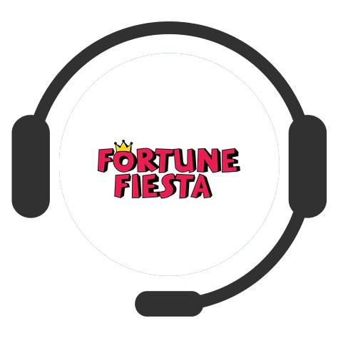 Fortune Fiesta Casino - Support