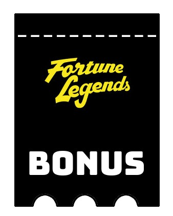 Latest bonus spins from Fortune Legends