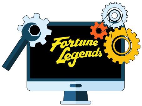Fortune Legends - Software