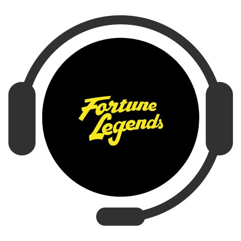 Fortune Legends - Support