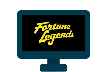 Fortune Legends - casino review