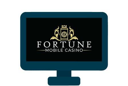 Fortune Mobile Casino - casino review