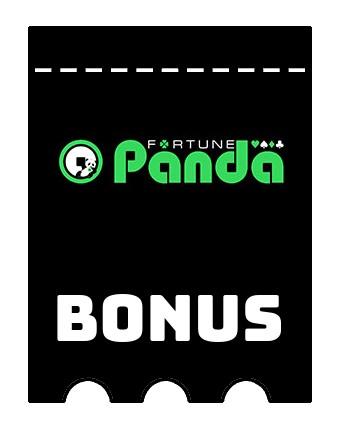 Latest bonus spins from Fortune Panda
