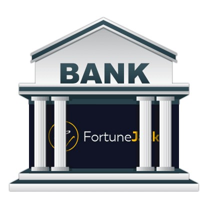 FortuneJack - Banking casino