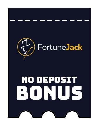 FortuneJack - no deposit bonus CR