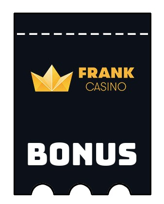 Latest bonus spins from Frank Casino
