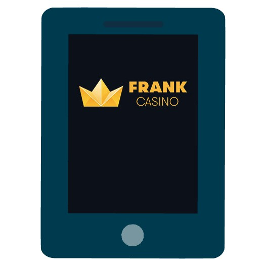Frank Casino - Mobile friendly