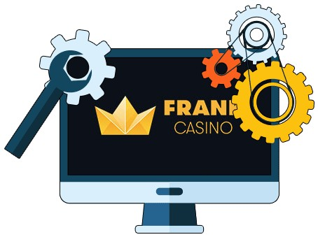 Frank Casino - Software