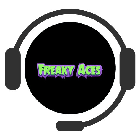 Freaky Aces Casino - Support