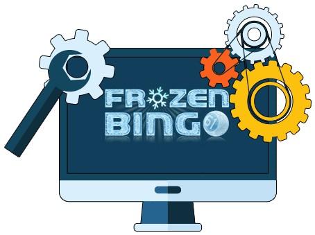 Frozen Bingo - Software