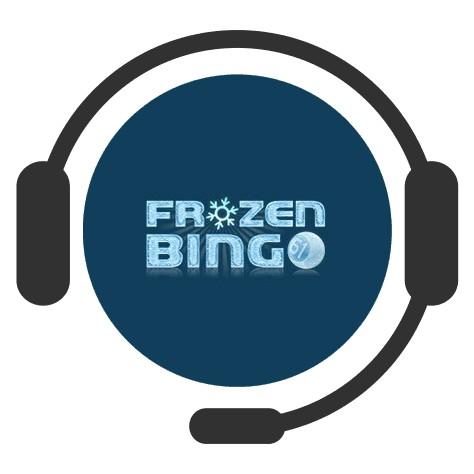 Frozen Bingo - Support
