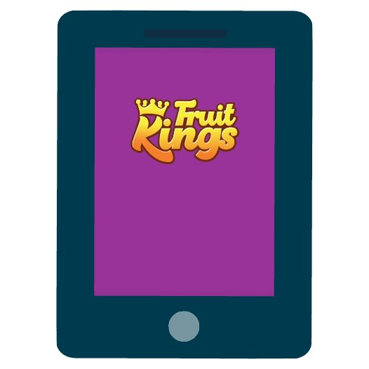 Fruit Kings - Mobile friendly