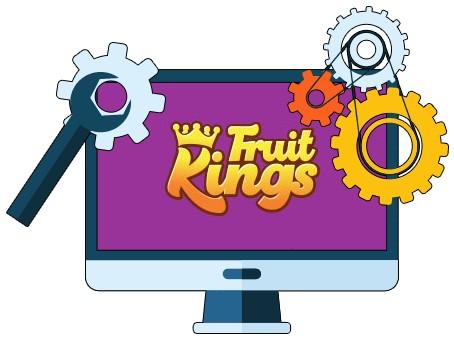 Fruit Kings - Software