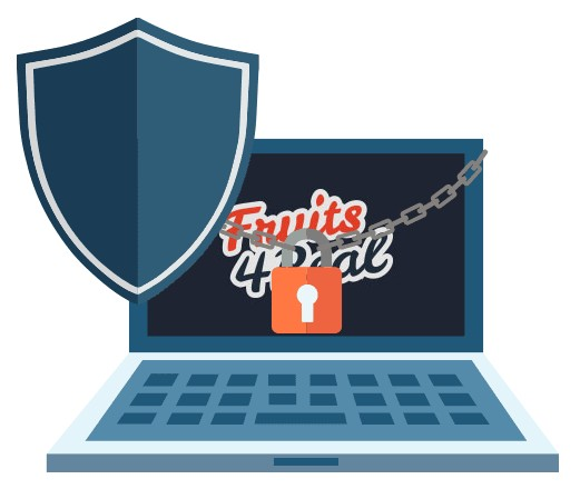 Fruits4Real - Secure casino