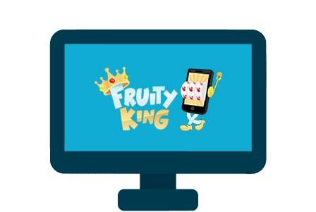 Fruity King Casino - casino review