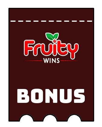 Latest bonus spins from Fruity Wins Casino