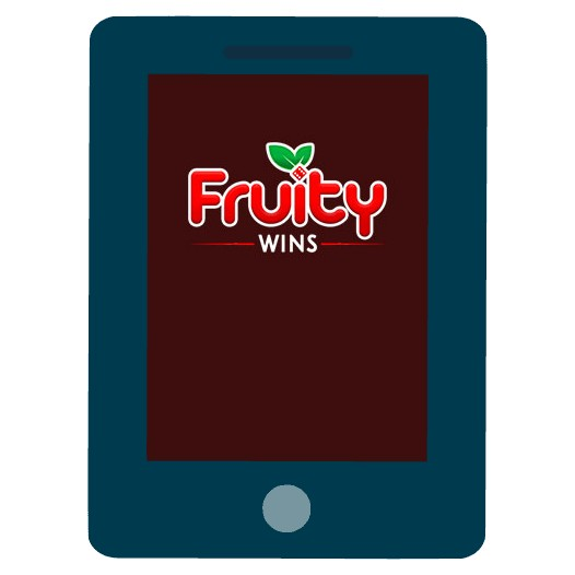 Fruity Wins Casino - Mobile friendly
